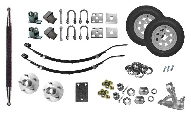 DIY Trailer Build Kits