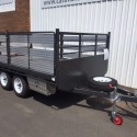 Table Top Tandem Stock Gate System