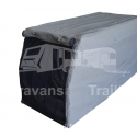 Dog Box 25D Canvas Cover