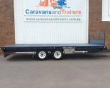 Table Top Tandem Axle Trailers