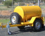 Custom Fuel Trailers