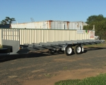 Heavy Duty Skel Trailers