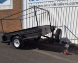 Custom Buggy Transporter Tilt Trailer