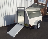 Tradesman's Single Axle Trailer