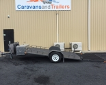 Single Axle Bike/ATV/Plant Tilt Trailers