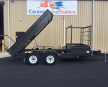 Custom Box Tipper & Table Top Trailer