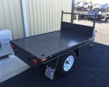Table Top Single Axle Trailers