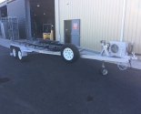Custom Wake Boat Trailer