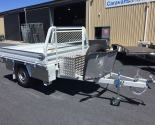 Custom Ute Tray/Tub Trailers