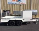 Custom Box & Tradesmans Trailer