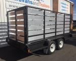 Stock Crate Trailers